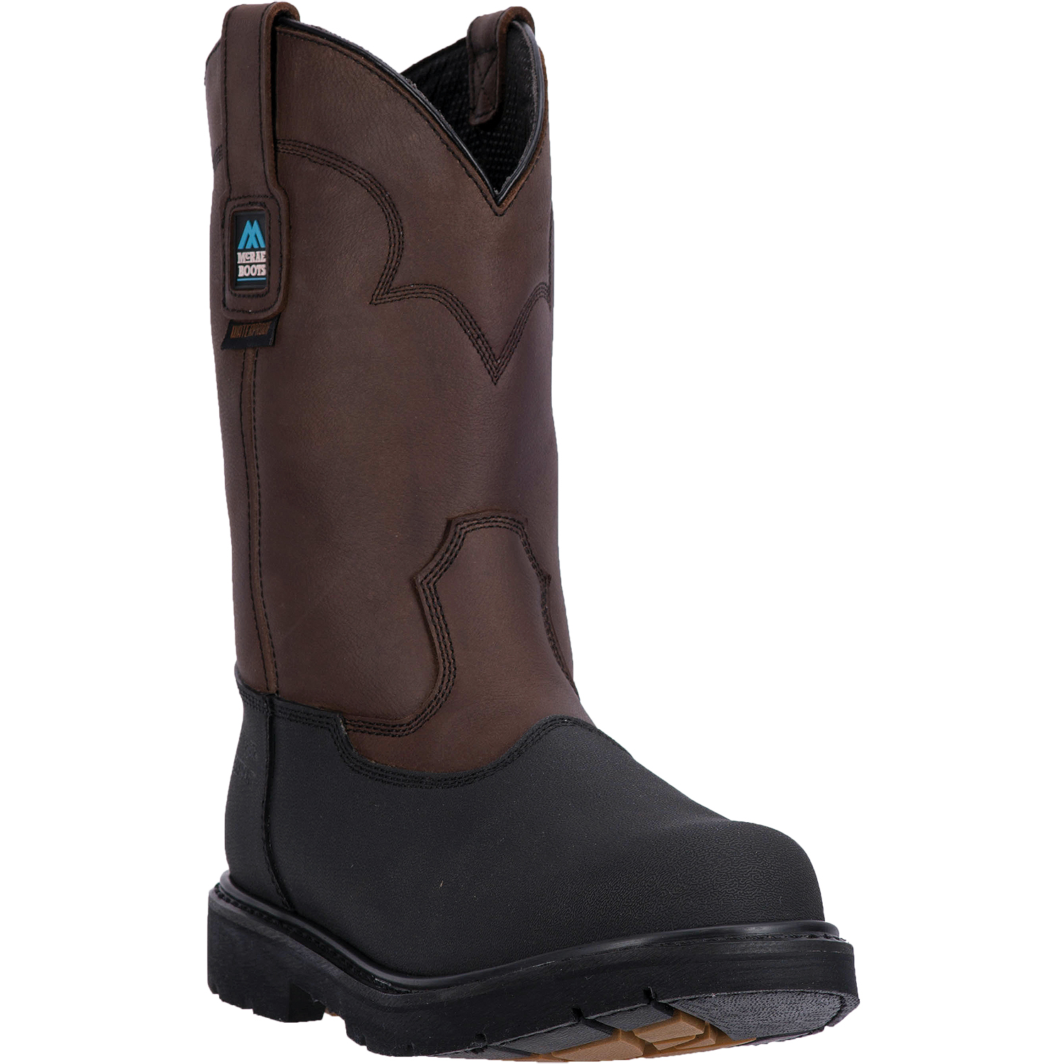 Recalled safety boot (MR85300)