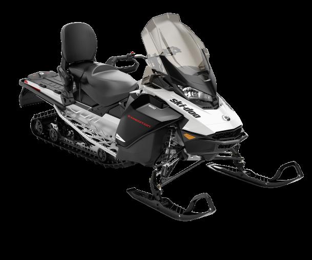 Recalled 2021 Ski-Doo Expedition Sport 600 EFI
