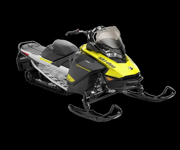 Recalled 2021 Ski-Doo Renegade Sport 600 EFI