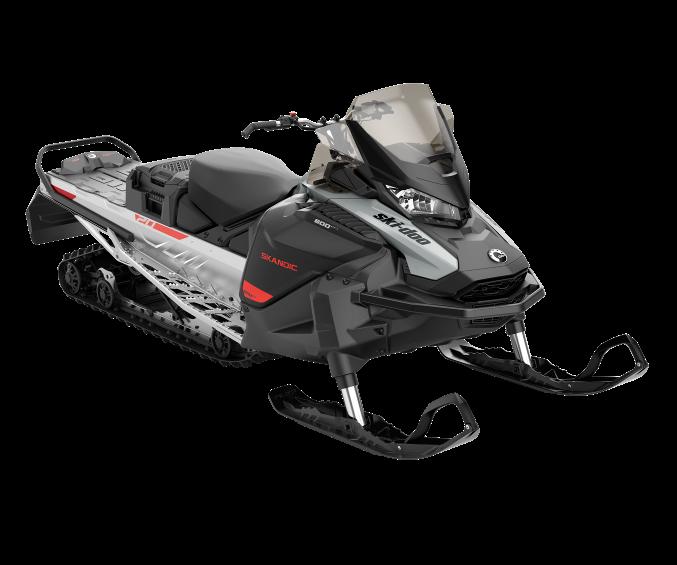 Recalled 2022 Ski-Doo Skandic Sport 600 EFI