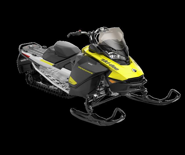 Recalled 2022 Ski-Doo Renegade Sport 600 EFI