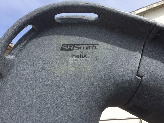Helix Pool Slide Label