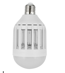 Recalled HAUS ZapBulb 2-in-1 mosquito zapper and LED light bulbs.