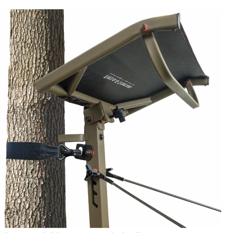 Field & Stream Timberline Hang On Tree Stands (bottom of canvas seat)
