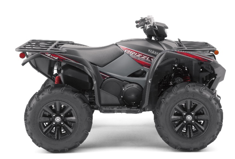 Recalled Grizzly LE ATV (Model YFM70G)