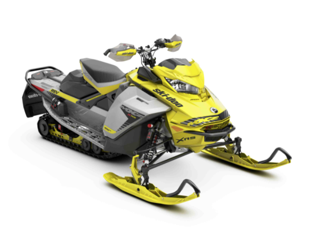 Recalled 2019 Ski-Doo Renegade Adrenaline 850 E-TEC
