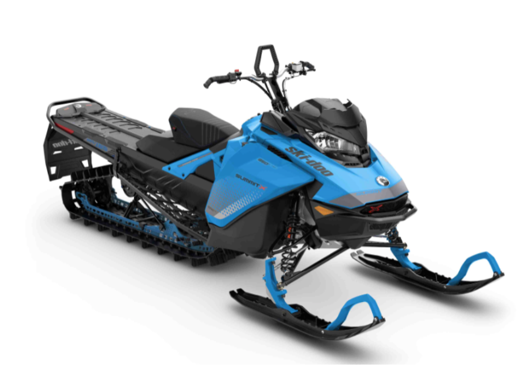 Recalled 2019 Ski-Doo Summit X 850 E-TEC