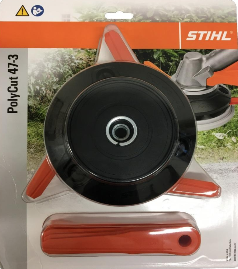 image of STIHL PolyCut ™ Mowing Heads