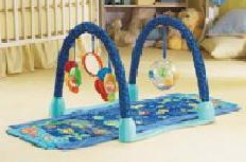 Fisher-Price Ocean Wonders™ Kick & Crawl™ Aquarium