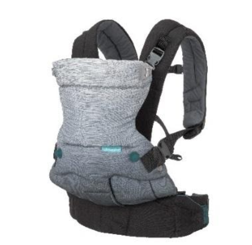 image of Go Forward 4-in-1 Evolved Ergonomic, Flip Front2back and Up Close Newborn infant carriers