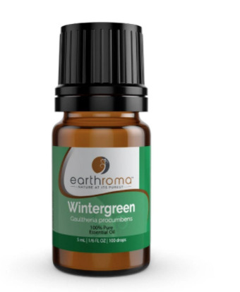 Recalled Earthroma Wintergreen Oil 5ml