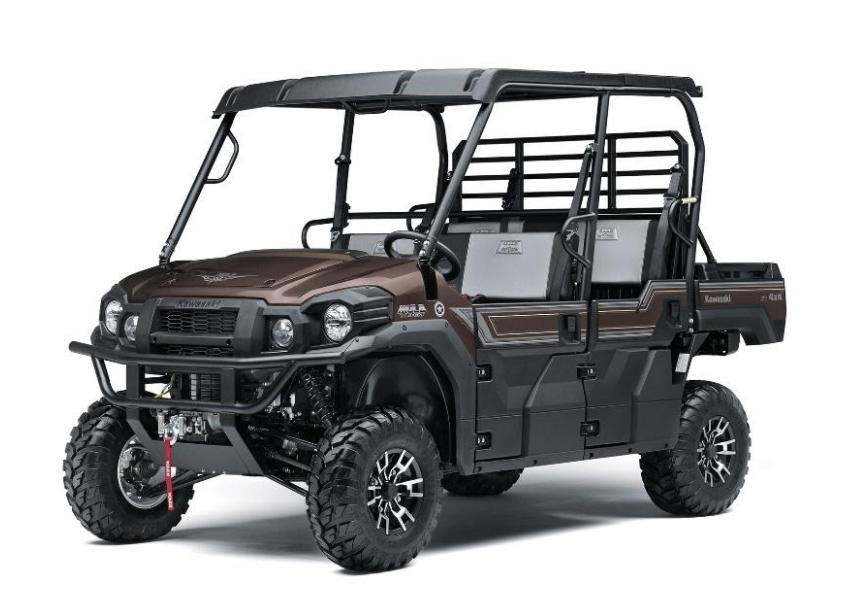 Recalled Model Year 2020 MULE PRO-FXT RANCH EDITION
