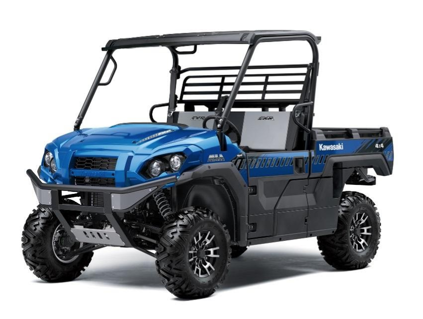 image of Kawasaki MULE PRO off-highway utility vehicles