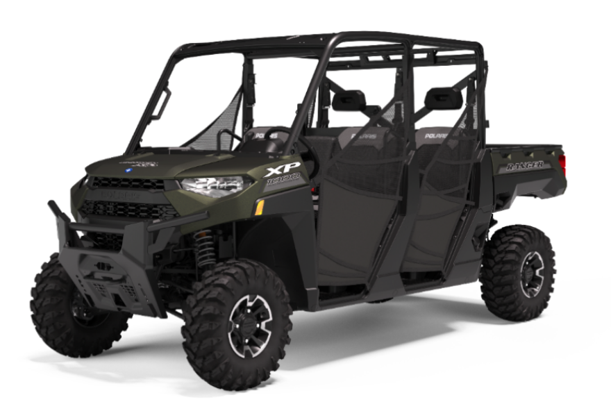 Recalled 2020 Polaris RANGER CREW XP 1000