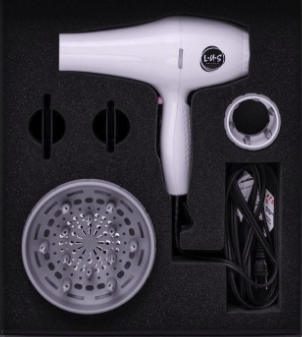 Recalled LUS Hair Dryer & Diffuser in Box