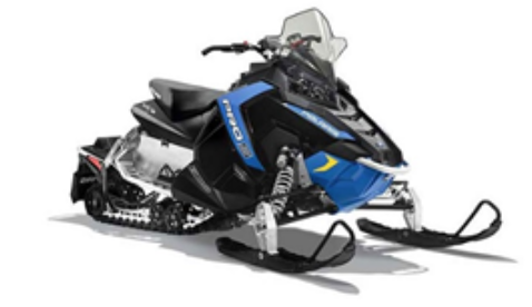 Recalled Polaris 2016 RUSH snowmobile
