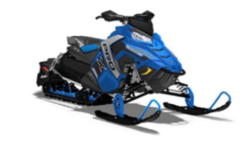 Recalled Polaris 2017 SWITCHBACK snowmobile
