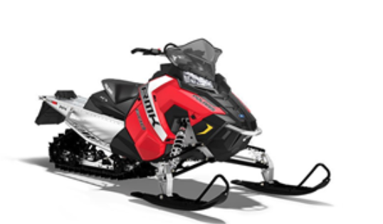 Recalled Polaris 2017 RMK snowmobile