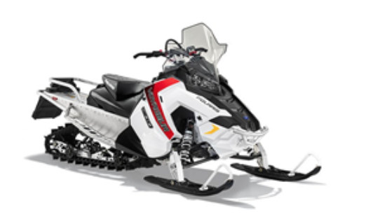 Recalled Polaris 2017 VOYAGEUR snowmobile