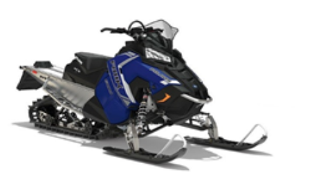Recalled Polaris 2018 RMK snowmobile