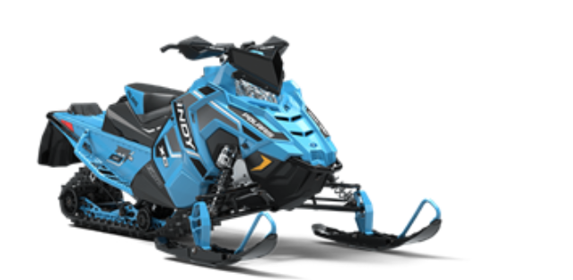 Recalled Polaris 2019 INDY snowmobile