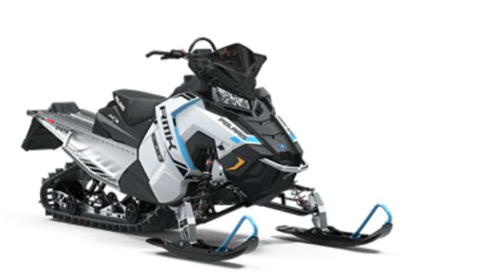 Recalled Polaris 2020 RMK snowmobile