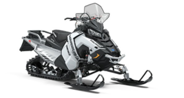 Recalled Polaris 2020 VOYAGEUR snowmobile