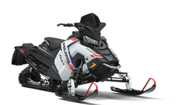 Recalled Polaris 2020 INDY snowmobile