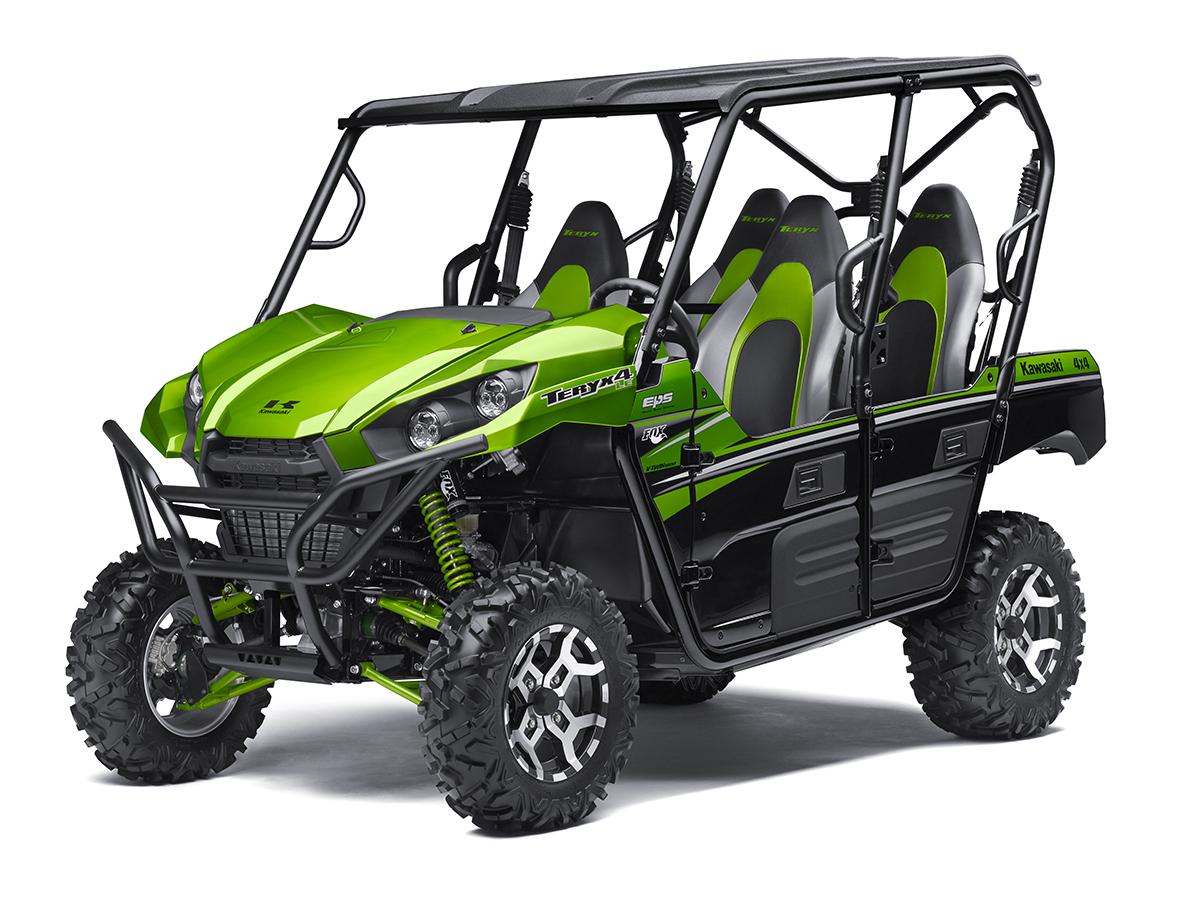 Recalled Teryx recreational off-highway vehicle