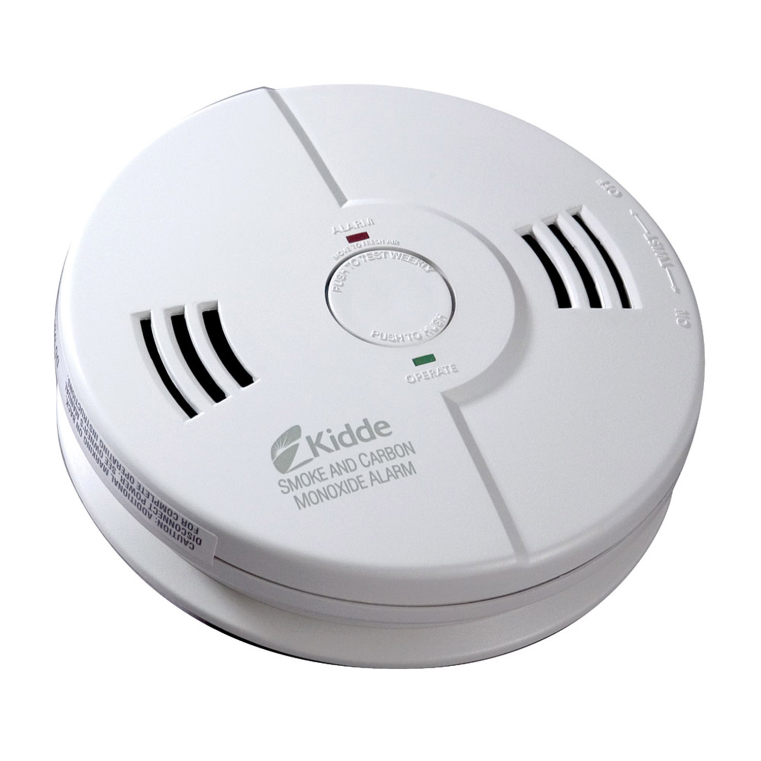 Kidde Recalls Combination Smoke Co Alarms Due To Alarm Failure Firex Detector Wiring Diagram Front Of Unit