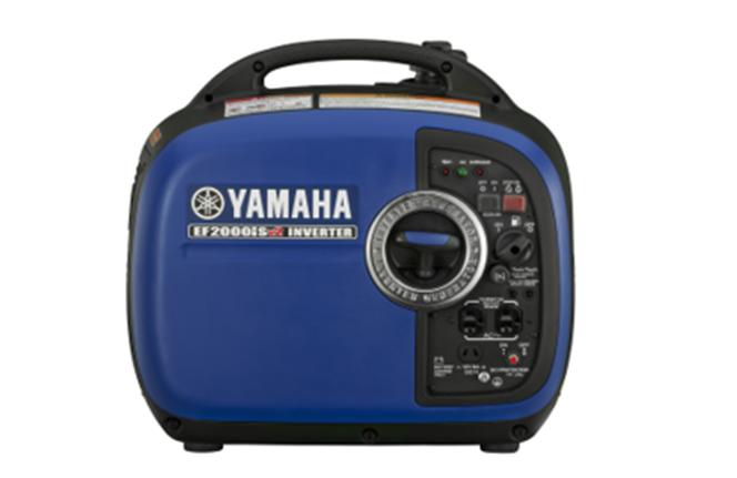 image of 2018 and 2019 Yamaha EF2000iS portable generators