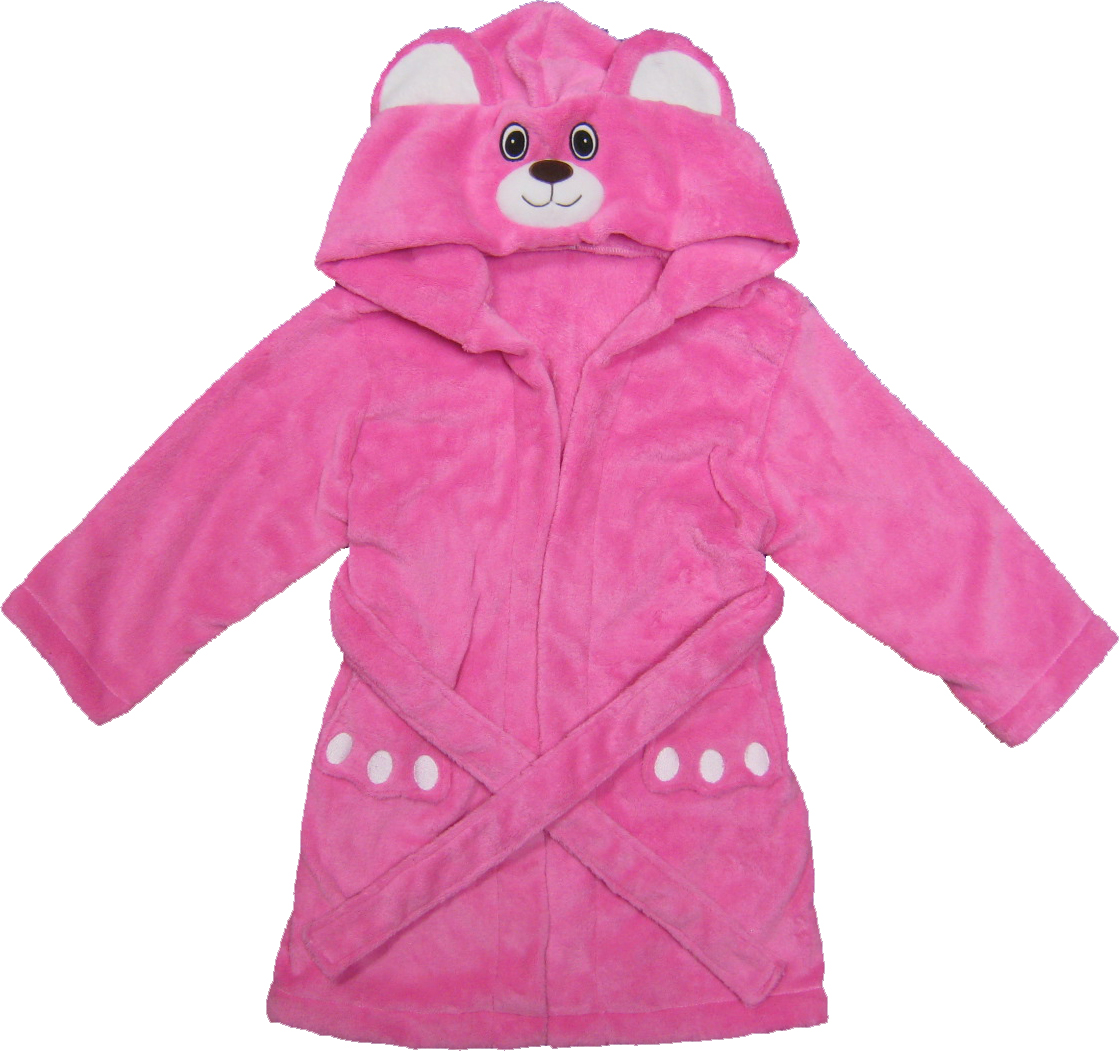 Kreative Kids bear children's robe