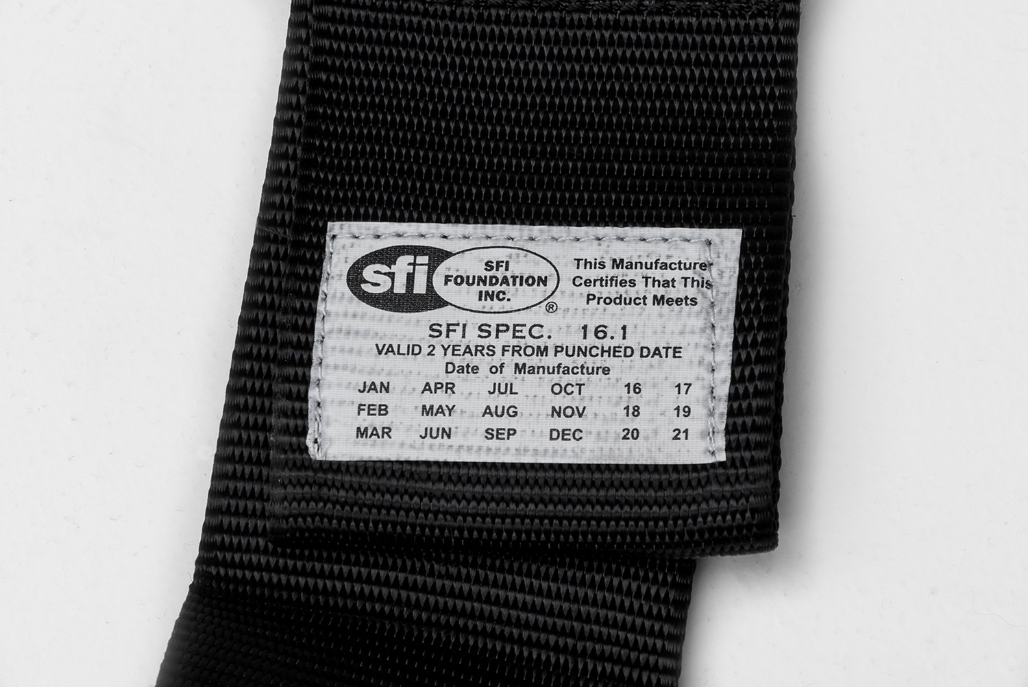 image of 5-Point Camlock Harness Belts