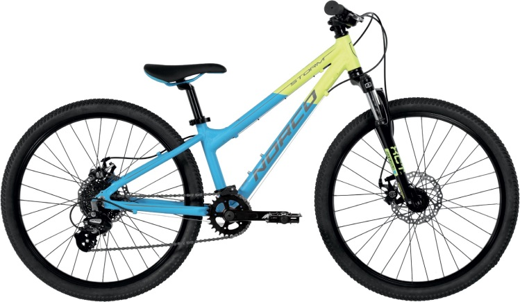 image of Children's bicycles with Samox cranksets