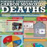 Carbon Monoxide death stats.
