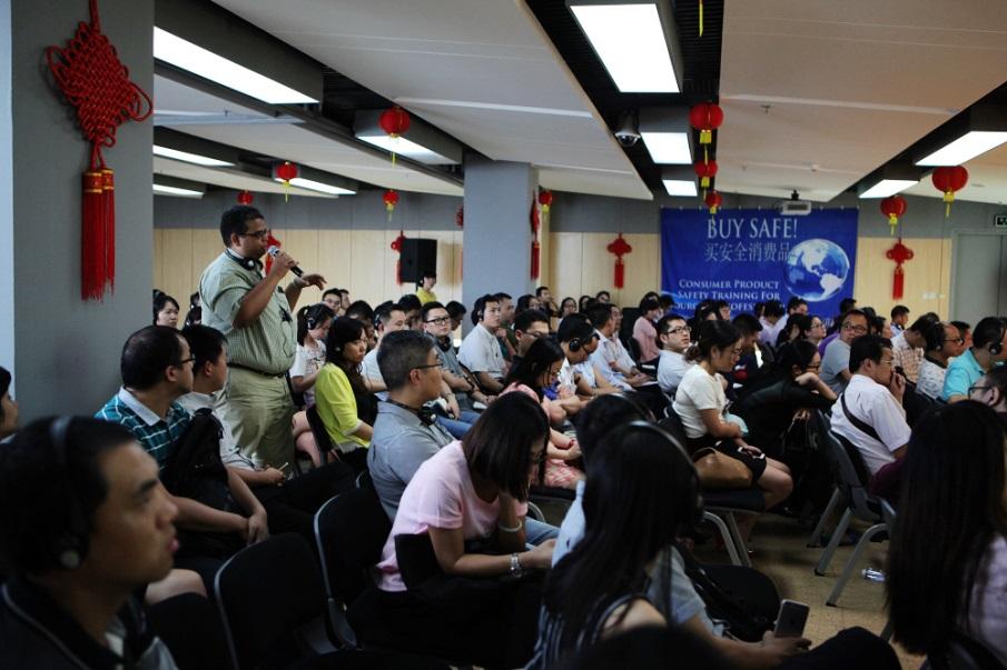 Buyer Training in China