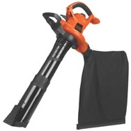 Recalled BLACK+DECKER blower/vacuum/mulcher model BV5600