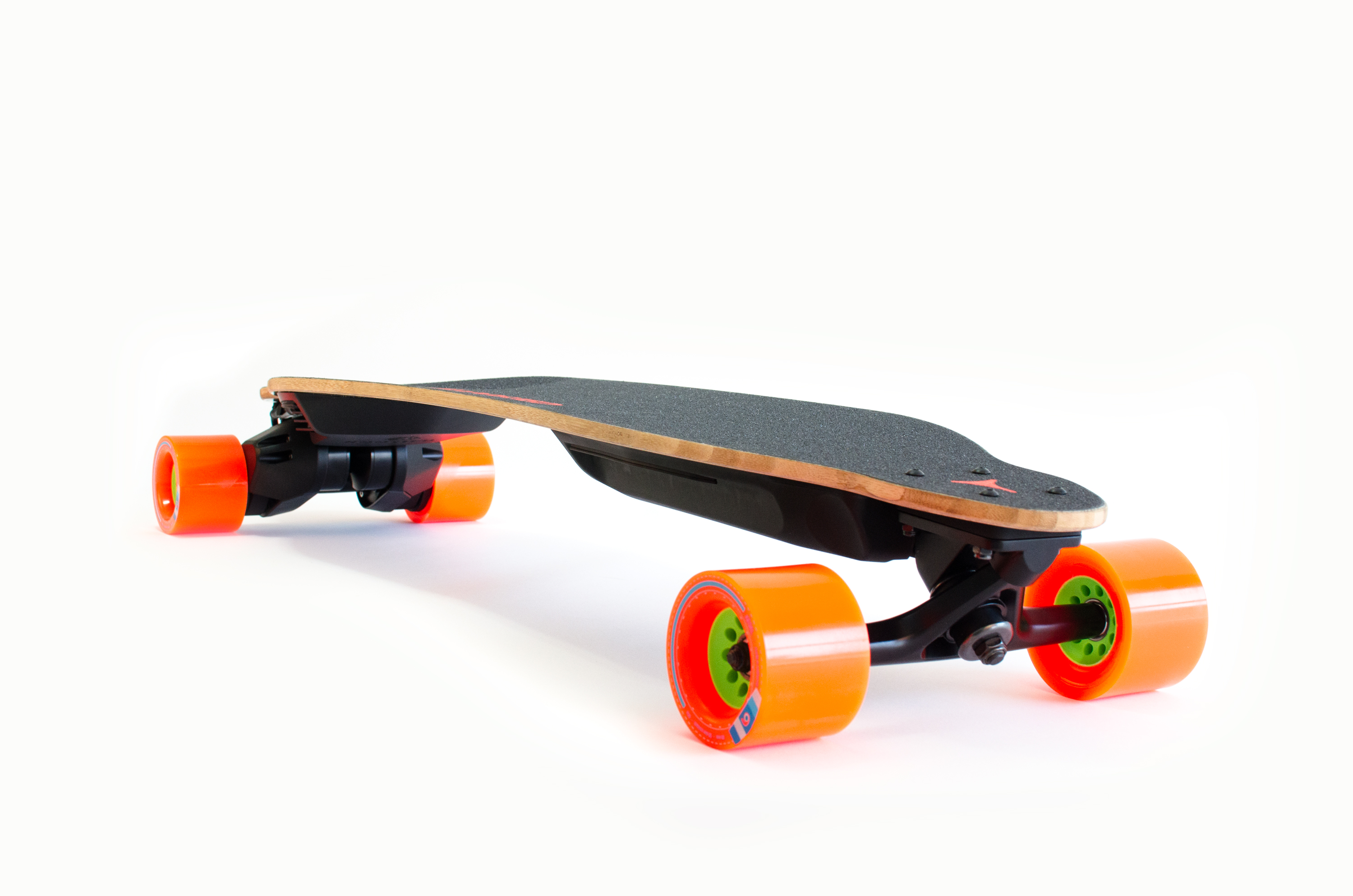 Side view of Boosted model
