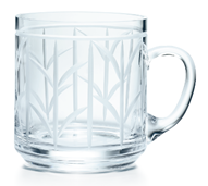 Wheat Leaf Crystal Mug