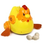 Bumps and Go Actions Egg Laying Chicken