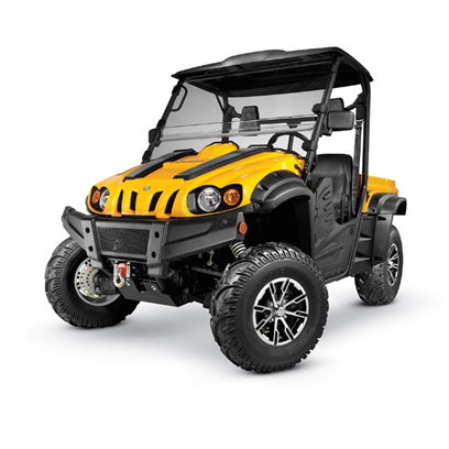 Cub Cadet 2016 Challengers CX500 and CX700 Utility Vehicle.