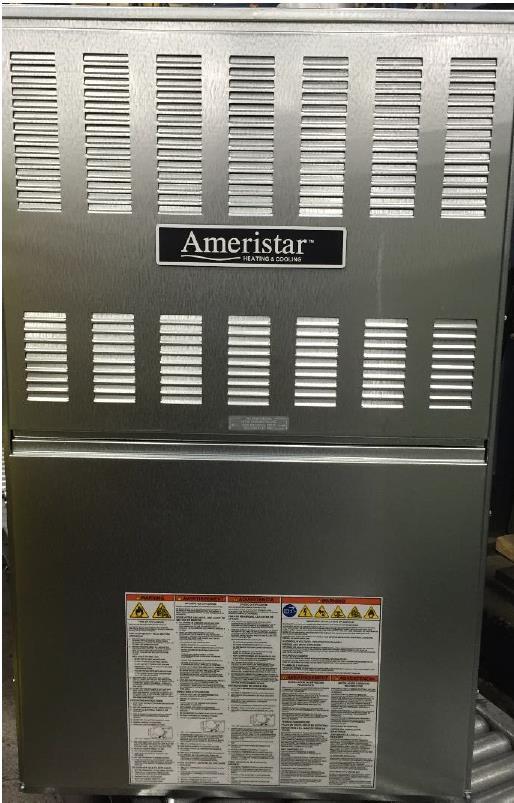 Ameristar furnace