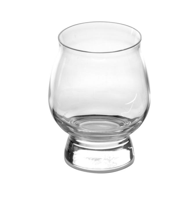 Recalled Libbey bourbon taster glass