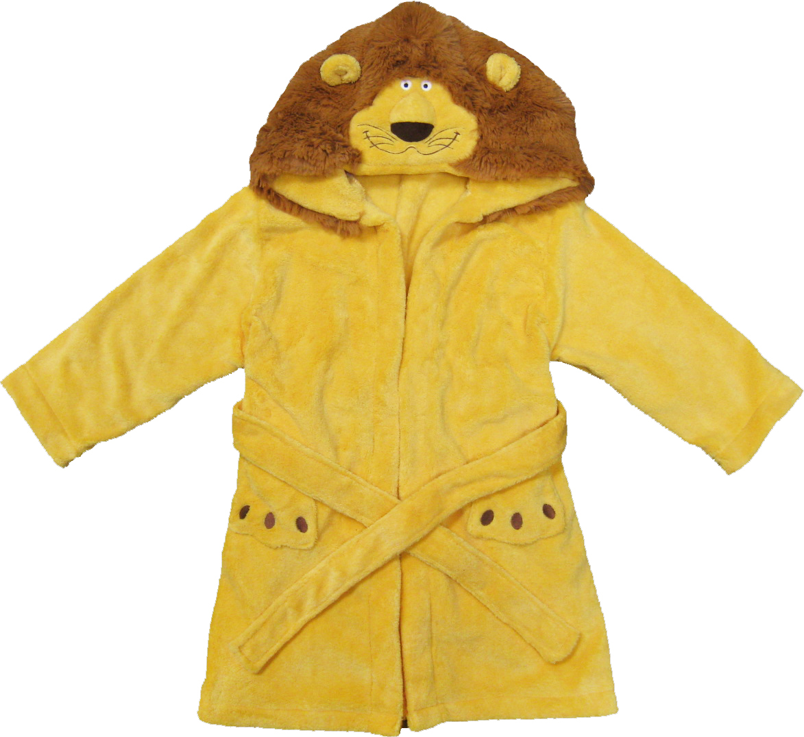 Kreative Kids lion children's robe