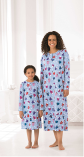 "FULLBEAUTY ""daughter Henley"" children's nightgowns"