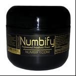 Numbify cream