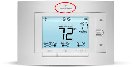 Emerson Branded Sensi WiFi Thermostat