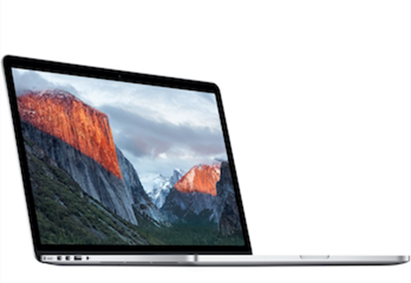Apple 15-inch MacBook Pro laptop computer
