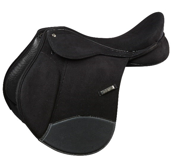 Collegiate Bicton All Purpose Saddle in Black