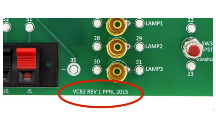 Vernier Circuit Board Troubleshooting And Faqs Gt Vernier Software